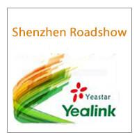 yeastar roadshow at shenzen