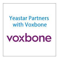 yeastar voxbone partners