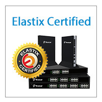 NeoGate TA FXS Gateways Are Officially Certified By Elastix!