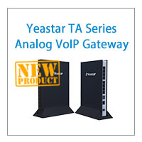 Yeastar Introduces High Performance Analog VoIP Gateway Series