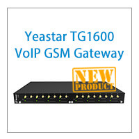 Yeastar Expands VoIP GSM Gateway Family With NeoGate TG1600