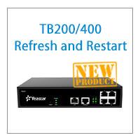 Yeastar TB Series BRI VoIP Gateway Refresh And Restart