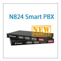 Yeastar Introduces Smart Analog PBX N824 For Small Business
