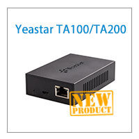 Yeastar Empowers Small Business VoIP Communications With New ATA