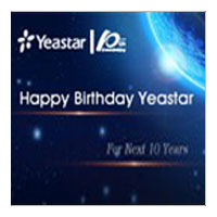 Yeastar Celebrates 10 Years Anniversary