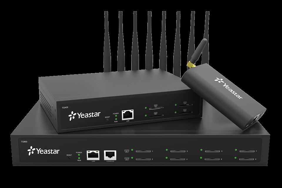 VoIP Gateways | Yeastar