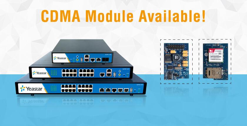 cdma module