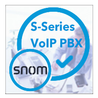 Yeastar S-Series PBX Now Supports Auto-Provisioning For Snom Euro 300 Series VoIP Phones