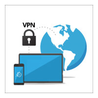 Secure Interconnection With VPN Server In S-Series VoIP PBX