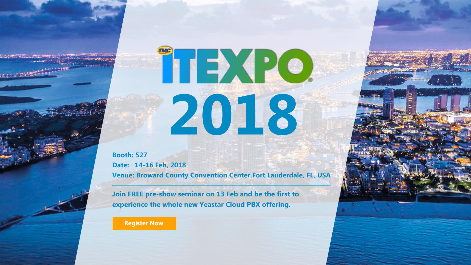 ITEXPO East 2018