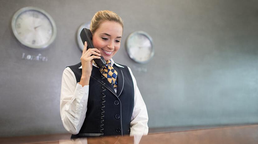hotelphone voip solution