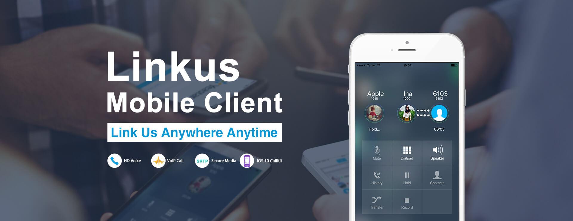 Linkus-mobile-client-banner1