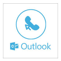 Click to dial from Outlook