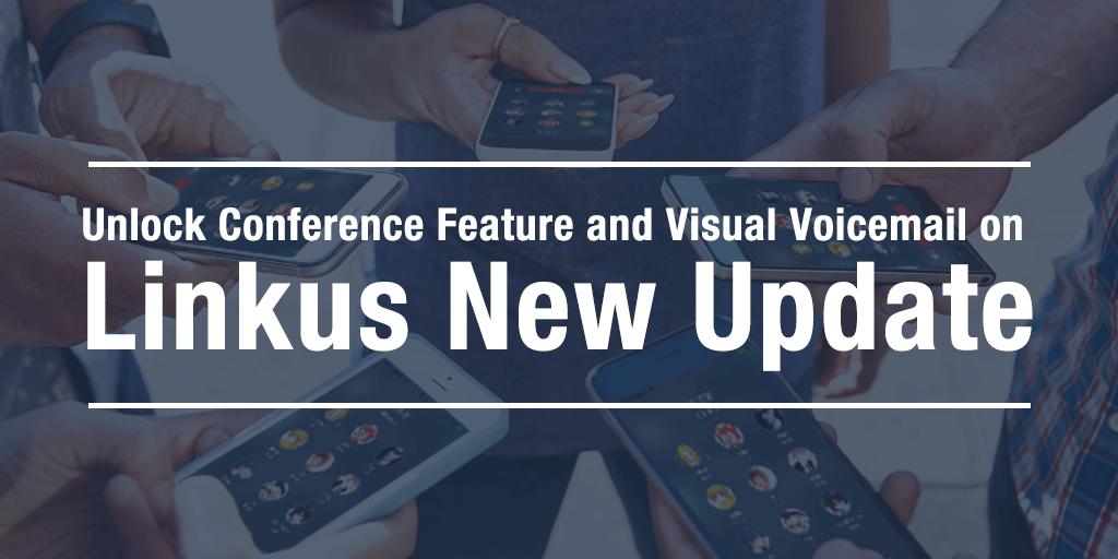 Linkus update