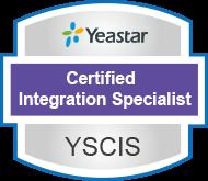 yeastar certified integration specialist verification