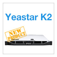 Yeastar Unveils The Large Capacity IP-PBX K2, Ideal For Large Enterprises
