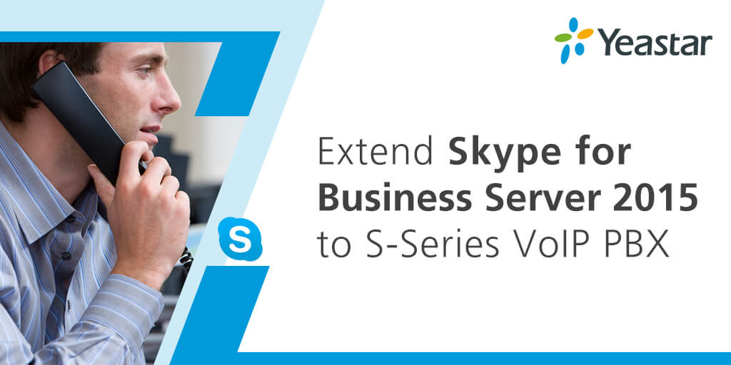 Skype for Business Server to pbx