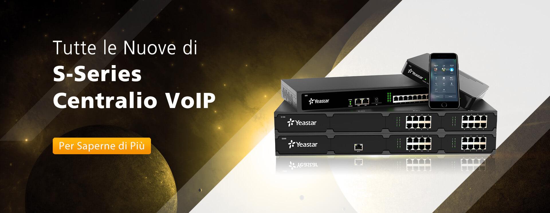 S-Series Centralio VoIP