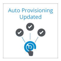 We Updated Our Auto Provisioning APP In APP Center