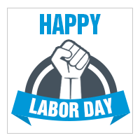 2018 Labor Day Holiday Notice