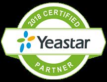 Yeastar certified partner