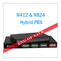 Eol Notice N-series Hybrid PBX