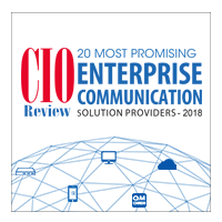 Yeastar Positioned In CIOReview's Top 20 Most Promising Enterprise Communication Solution Providers 2018