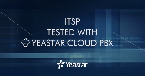 Cloud PBX ITSP