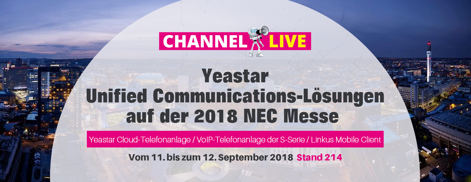 Channel Live De 2