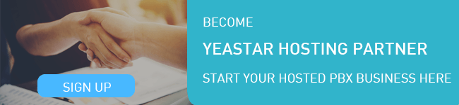 Become Yeastar Hosting Partner