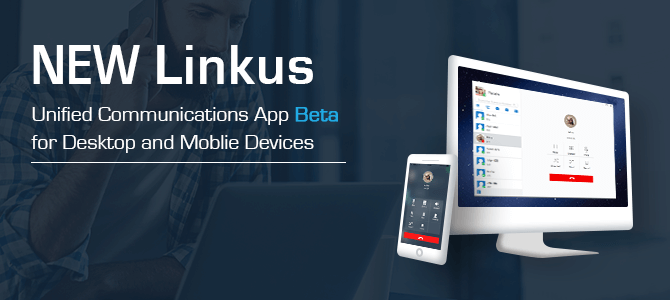 Linkus Unified Communications App