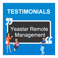 Yeastar Remote Management Customer Testimonials