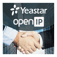 OpenIP Announces Certification Of Its VoIP Services With Yeastar S-Series VoIP PBX