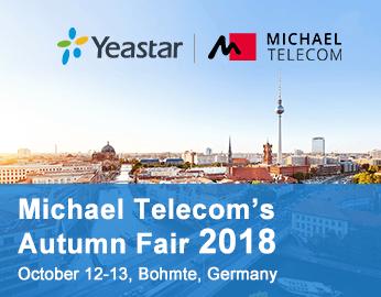 michael telecoms autumn fair 2018
