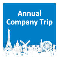 2019 Annual Company Trip Closing Notice