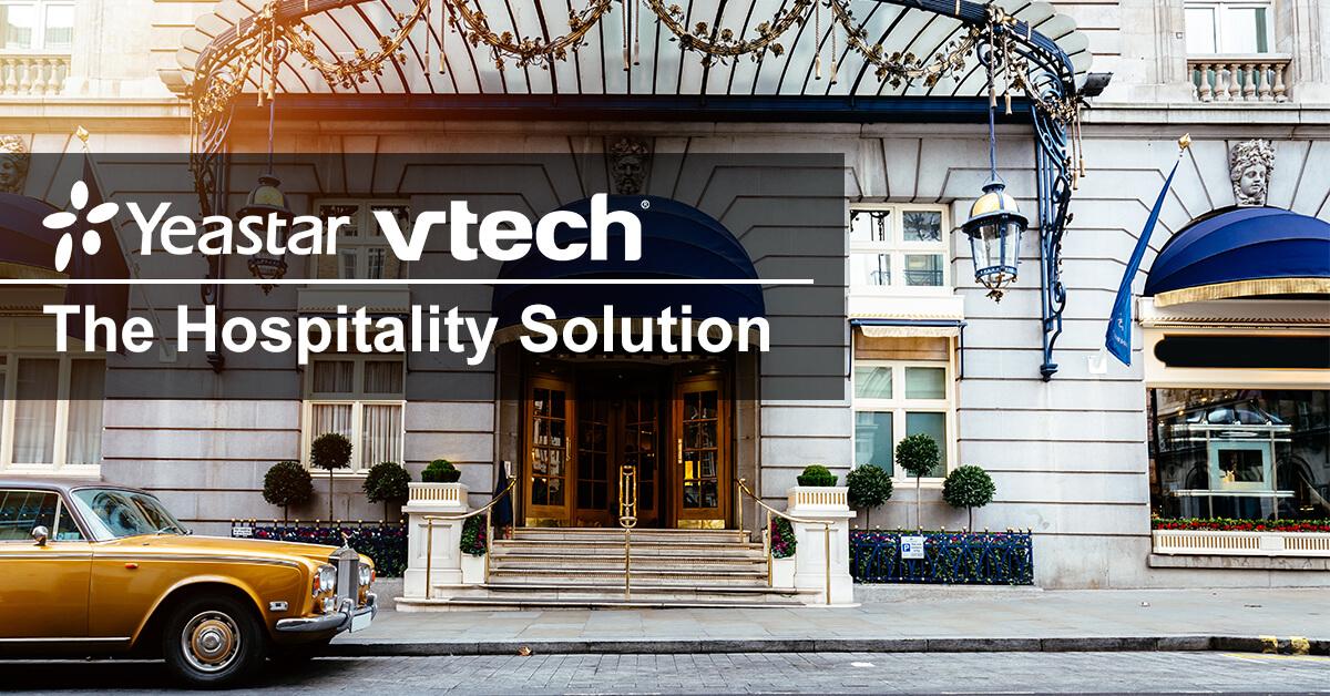 VTech Yeastar Hospitality Solution