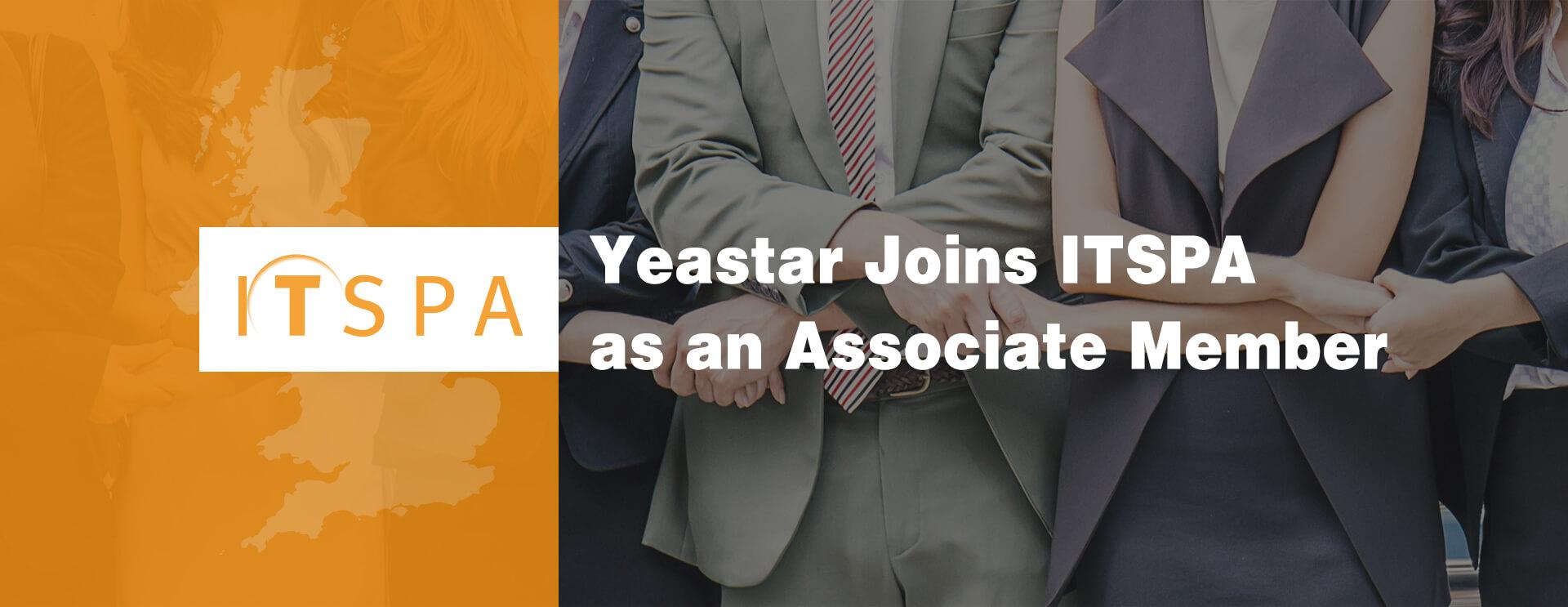 Yeastar Joins ITSPA Banner
