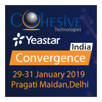 Cohesive Technologies To Exhibit With Yeastar At Convergence India 2019