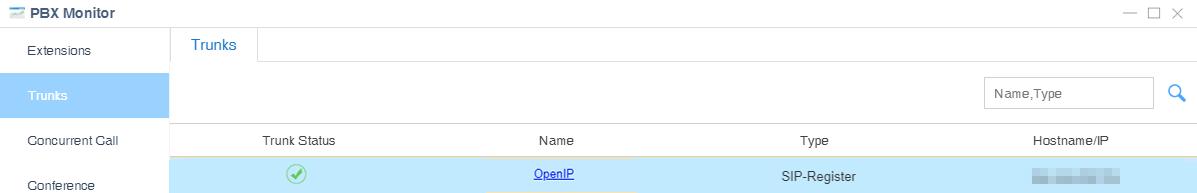 openip_trunk_status