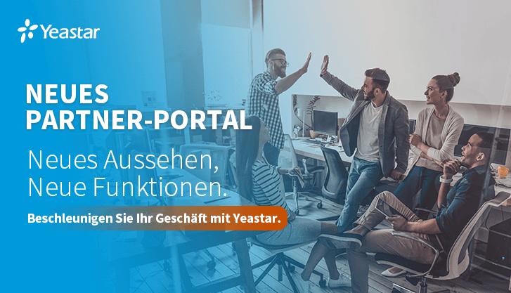 Yeastar kündigte die Einführung eines neuen Partner-Portal an