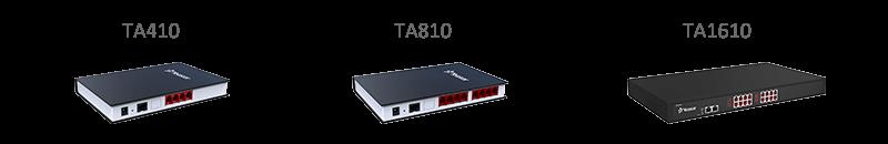 TA FXO Gateways