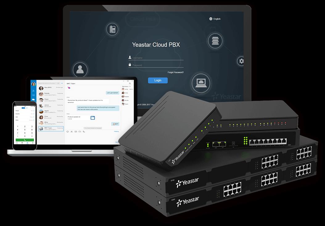 PBX System | Cloud PBX | VoIP PBX | VoIP Gateways | Yeastar