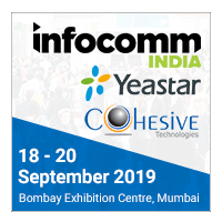 Cohesive Technologies To Exhibit With Yeastar At InfoComm India 2019