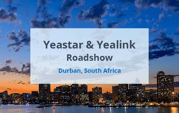 Yeastar_Yealink_Roadshow2019_Durban_SA