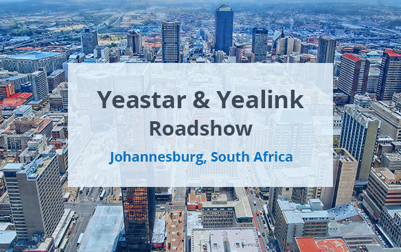 Yeastar_Yealink_Roadshow2019_Johannesburg_SA