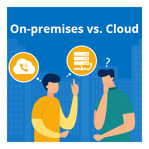 On-premises PBX Vs. Cloud PBX
