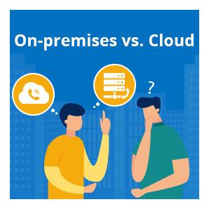 On-premises PBX Vs. Cloud PBX