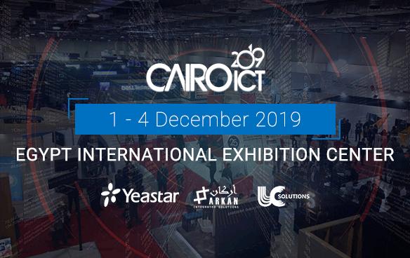 Cairo ICT 2019