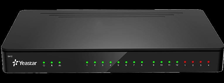 S412 PBX VoIP