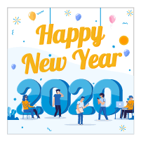 New Year 2020 – Blog